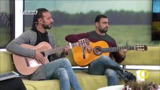 اغنية لاموني اللي غارو مني - فرقة عجر - #صباحنا غير - 17-3-2017 - قناة مساواة الفضائية