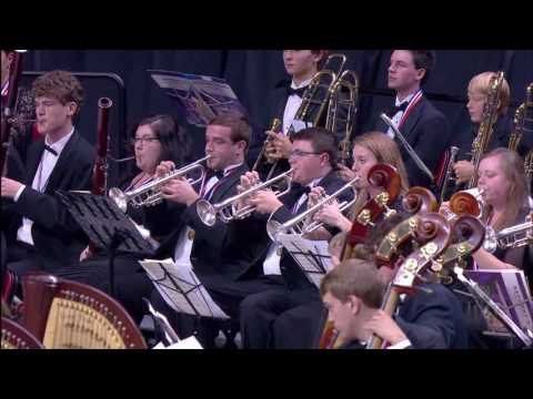 Battle Hymn of the Republic: 2016 All-State Music Festival