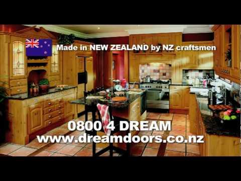Kitchens and Kitchen Designs by Dream Doors NZ Ltd