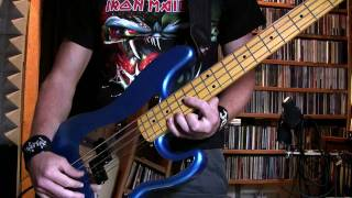IRON MAIDEN - Seventh Son Of A Seventh Son Bass Cover