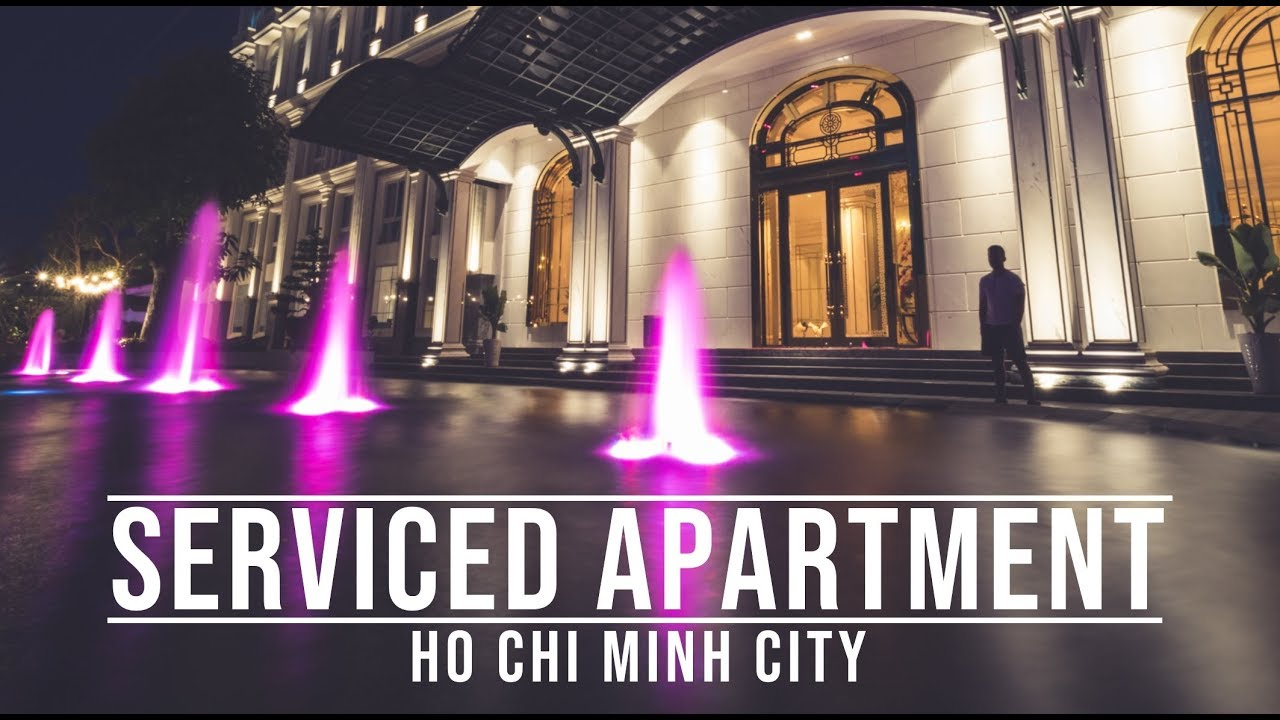 Serviced Apartment Tour for $450 | Ho Chi Minh City (Saigon), Vietnam