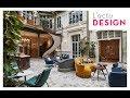 Visite guidée de l'hôtel The Hoxton Paris