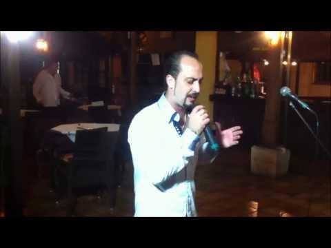 """Juanma , Karaoke im """"Es Fasset"""" in Paguera"""