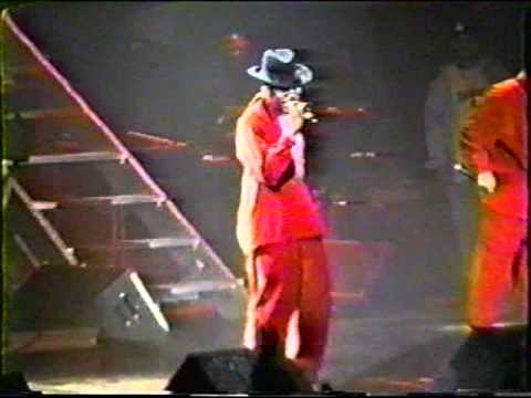 New Edition Home Again Tour Intro 1997