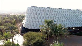 Sheikh Zayed Desert Learning Centre | مركز الشيخ زايد لعلوم الصحراء