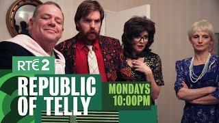 Bridget & Eamon | Posh Neighbours | Mondays 10pm RTÉ2