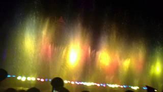 день города Иркутска-водное шоу!)