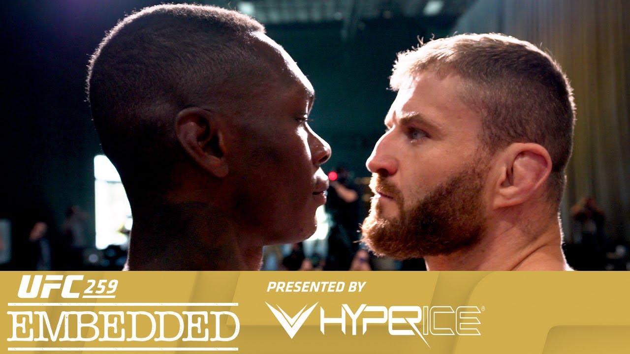 UFC 259 Embedded: Vlog Series - Episode 6
