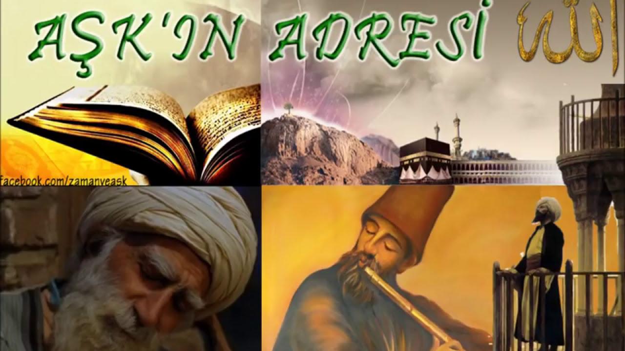 Muhteşem Sufi & Tasavvuf Müziği ~ Ney Sesi ~ Rahatlama ~   Relax Sufi & İslamic Music   ~ ★