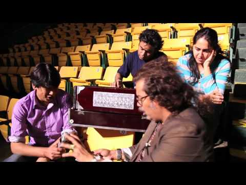 Leaked video of A.R.Rahman rehearsals