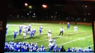 Lloyd Smalling #85 85yard touchdown run