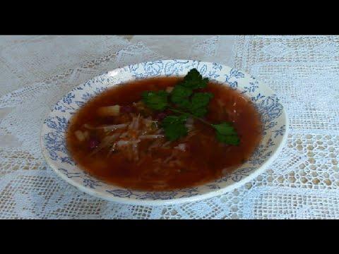 Рецепт Постные щи из russianfoodcom