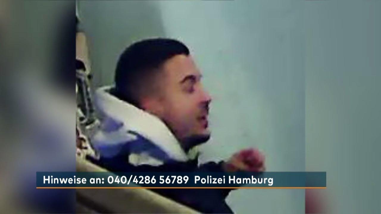 BRUTALE SCHLÄGER: Hamburger Polizei sucht diese Männer