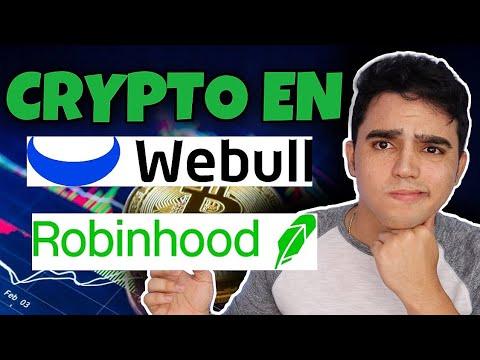 Come fare trading BTC e ETH gratuitamente su Robinhood