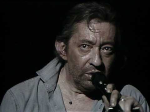 Serge Gainsbourg - La Javanaise Live au Zénith (1988)