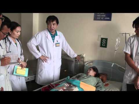Thăm khám bệnh nhân viêm ruột thừa (phần 1)