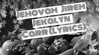 Play Jehovah Jireh - Live