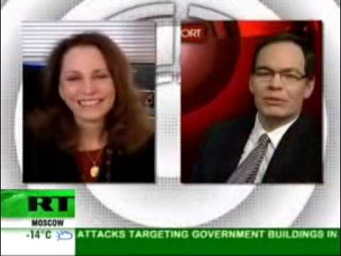 Max Keiser With Derivatives Expert - Wall Street Financial Terrorism