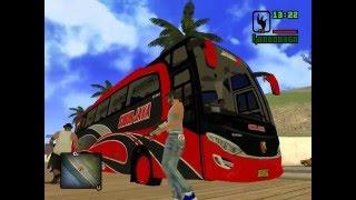 Gta San andreas - Mod Bus Subur Jaya