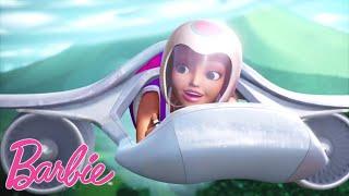 Супер принцесса 👑🌈Barbie Россия 💖мультфильмы для детей 💖Отрывки из фильмов Барби