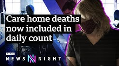 Coronavirus: How is the UK coping with the pandemic? – BBC Newsnight
