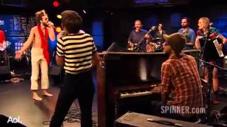 Edward Sharpe And The Magnetic Zeros, '40 Day Dream Aol