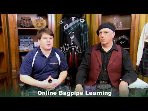 Bagpipe Chat - Learning Bagpipes Online