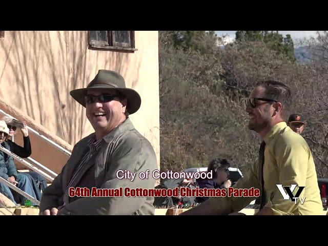 64th Annual Cottonwood Christmas Parade