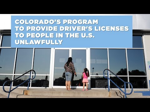 Colorado's driver's license program for immigrants has faced many problems