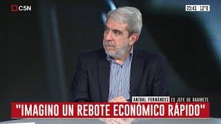 Entrevista a Aníbal Fernández en Conflicto de Intereses (parte 2)