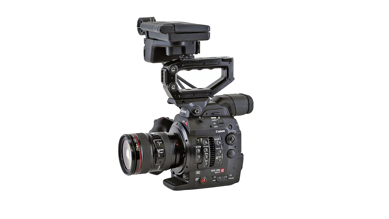 First Look: Canon | C300 Mark II