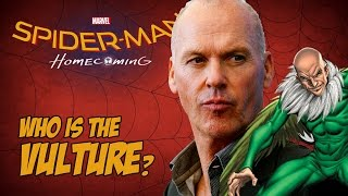Spider-Man Homecoming - Who is the Vulture?