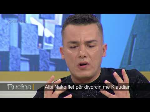 Rudina/ Albi Nako flet per divorcin me Klaudia Pepen (21.09.17)