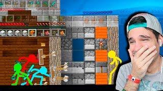 ¡¡ ANIMACIÓN VS MINECRAFT !! | Video Reacción AVM Shorts Episodios 1 - 7