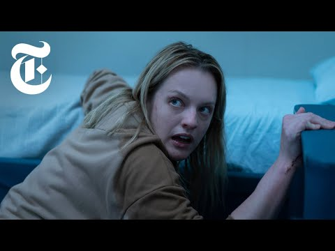 Watch Elisabeth Moss Fight 'The Invisible Man'