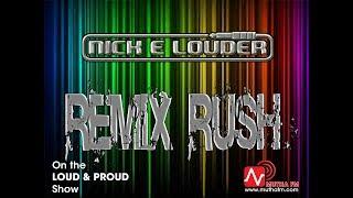 MUTHA FM - Nick E Louder Presents the LOUD & PROUD Pt1 (RR) - 8th June 2018 - www.muthafm.com