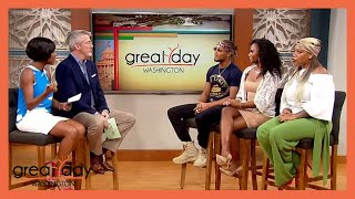 romeo miller and cast of growing up hip hop