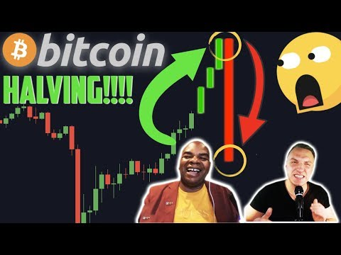 BEWARE!!!!!!!!!! BITCOIN PUMP THEN HUUUGE DUMP BEFORE THE HALVING!!!!!!!!!!!!!!!!!? w. DavinciJ15