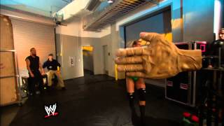 WWE goes Slap Happy