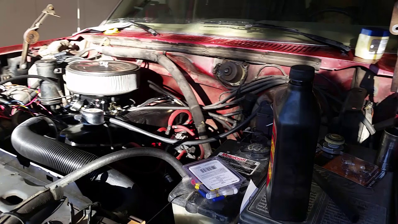 Holley Sniper EFI install - Ford Truck Enthusiasts Forums