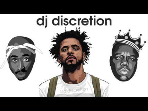 J Cole - No Role Modelz (Remix ft. 2Pac & Notorious B.I.G)