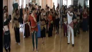 ASI HASKAL   BELLY DANCE WORKSHOP DINA STYILE