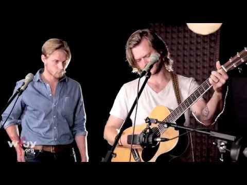 """Jamestown Revival - """"California (Cast Iron Soul)"""" (Live at WFUV)"""