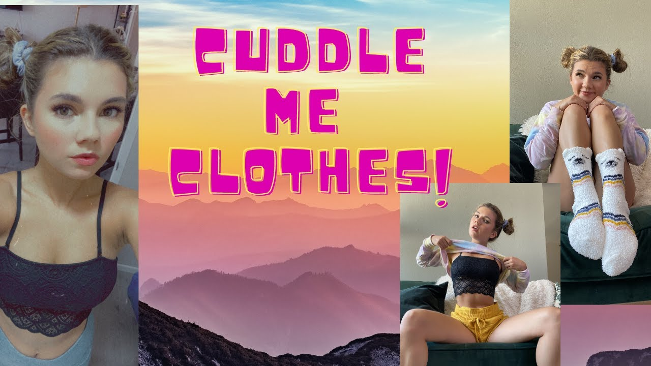 Fall into cuddles! Target's comfort clothes!!