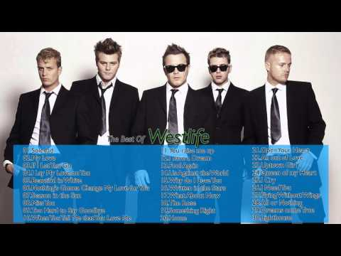Westlife Greatest Hits   Best Songs Of Westlife Greatest Hits Real HD audio