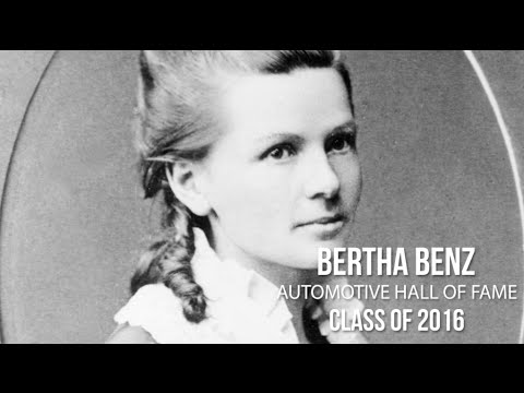 Bertha Benz Tribute