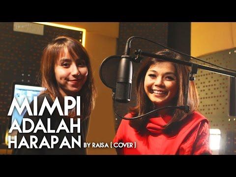 MIMPI ADALAH HARAPAN by Raisa (Cover) - MERRY RIANA ft. CLAIRINE CLAY | Cool Collab