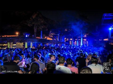 F.S.I FullMoon Fest (After Movie) w/ Liquid Soul etc @ Mojito Bay (12.07.14) Athens!