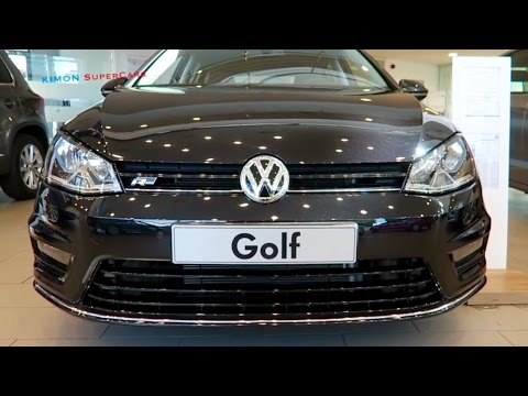 new 2016 volkswagen golf 7 r line exterior interior. Black Bedroom Furniture Sets. Home Design Ideas