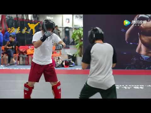 Gong Fu journey : Baji Quan fight (Ma Kai vs  Zhang Tao)
